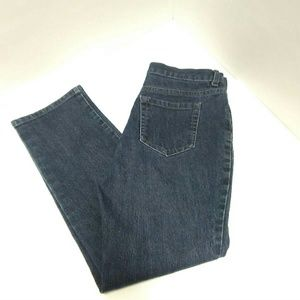 """Style & Co straight leg """"Mom jeans"""" size 6PS"""
